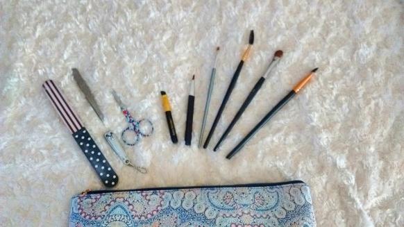 makeup bag II