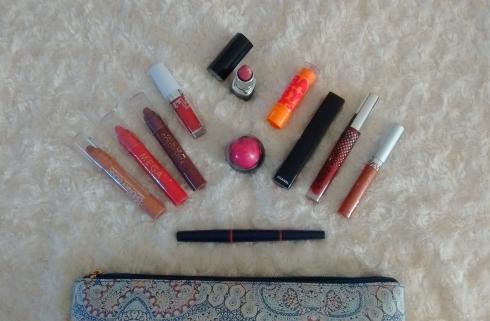 makeup bag IV